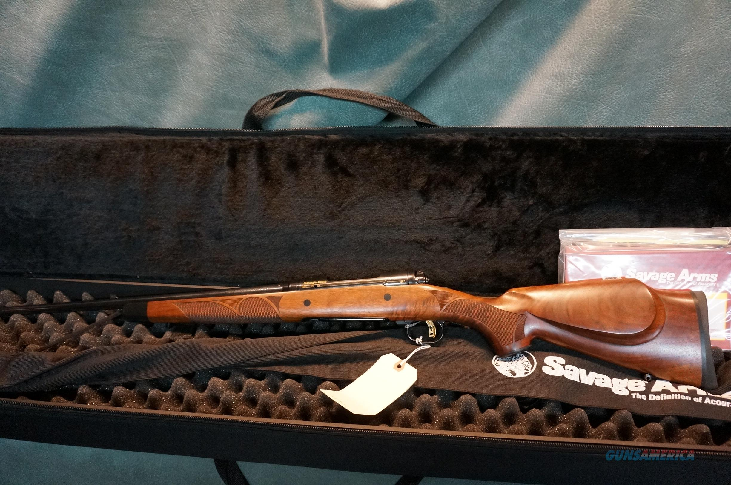 Savage 50th Anniversary 10 300Savage NIB  Guns > Rifles > Savage Rifles > 10/110