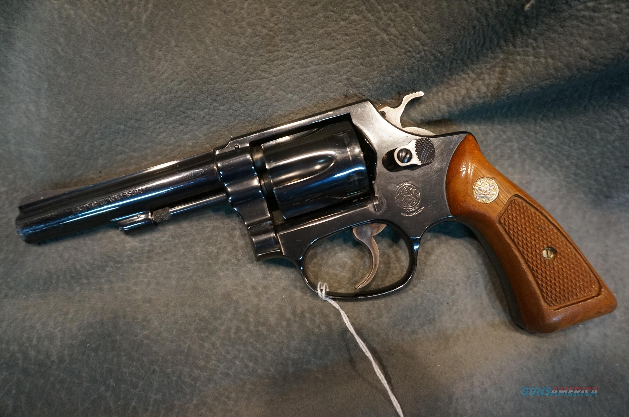 "S+W 31-1 32 S+W Long 4""  Guns > Pistols > Smith & Wesson Revolvers > Small Frame ( J )"