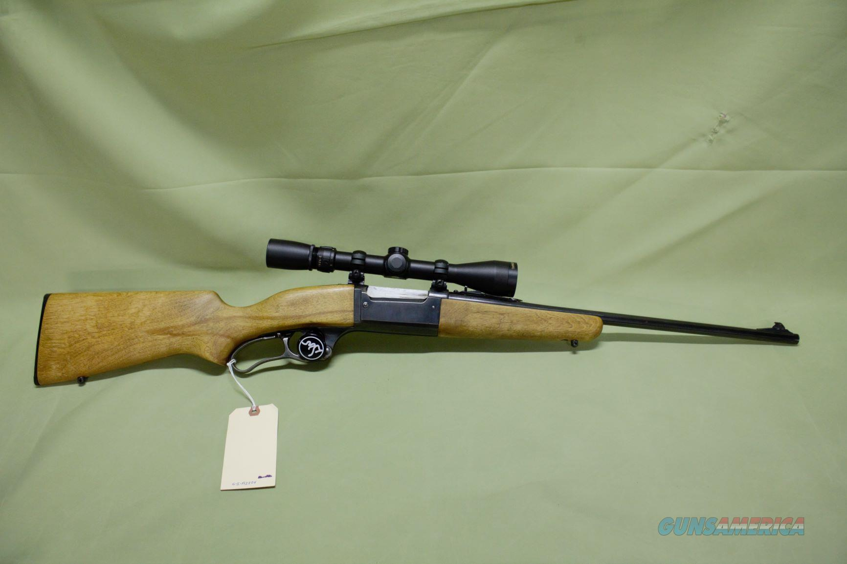 Savage Model 99E 243 Win  Guns > Rifles > Savage Rifles > Model 95/99 Family