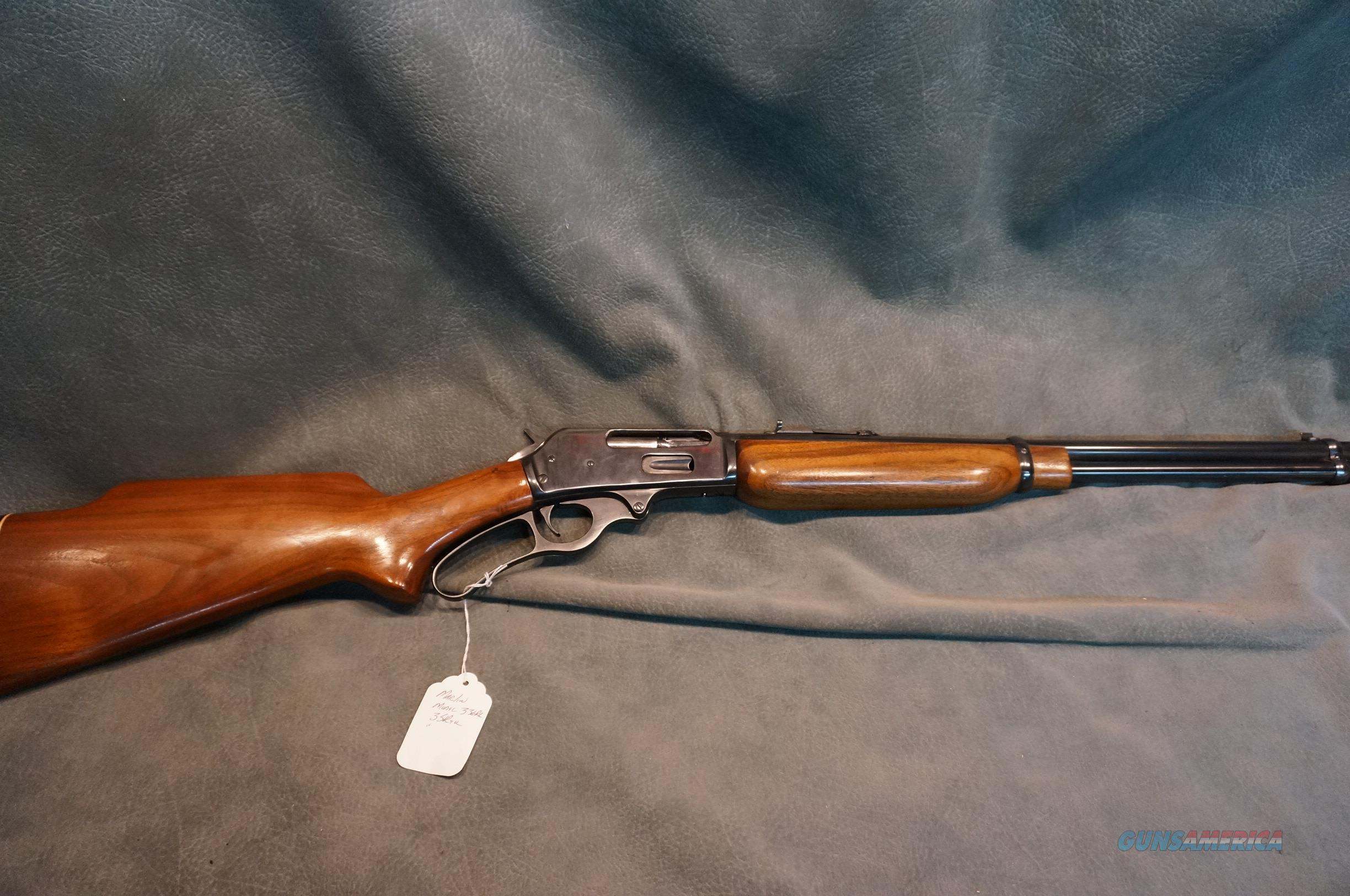 Marlin Model 336R.C. 35Rem  Guns > Rifles > Marlin Rifles > Modern > Lever Action