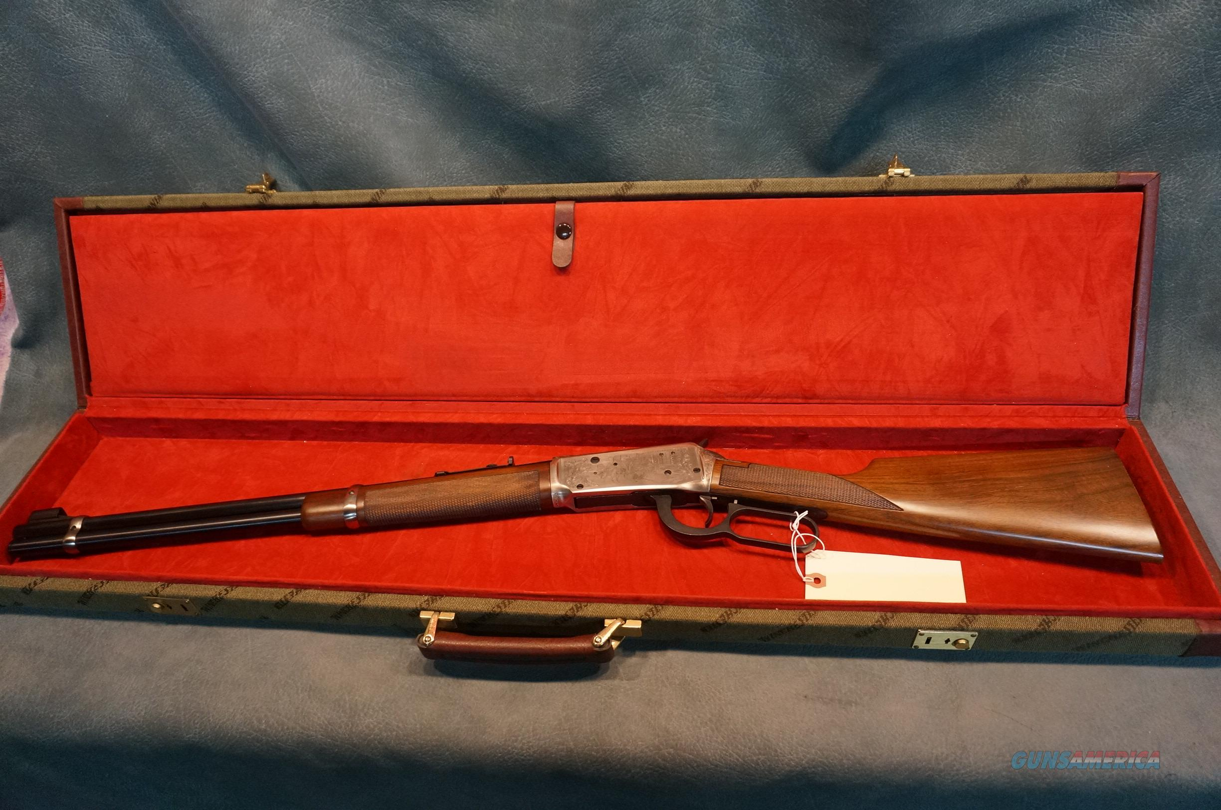 Winchester Model 94 Great Western Artist 30x30  Guns > Rifles > Winchester Rifle Commemoratives
