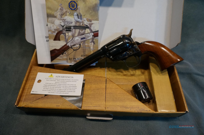 Uberti Stallion Steel 22LR/22Mag ANIB  Guns > Pistols > Uberti Pistols > Ctg.