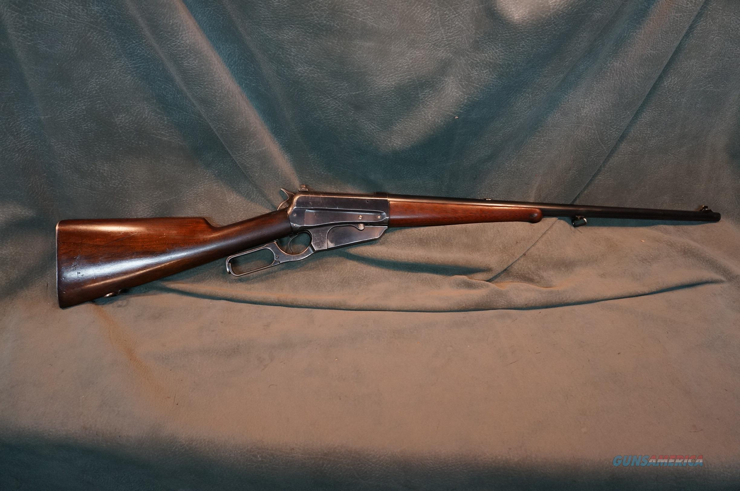 Winchester 1895 30-06 made in 1922 Nice!  Guns > Rifles > Winchester Rifles - Modern Lever > Other Lever > Pre-64