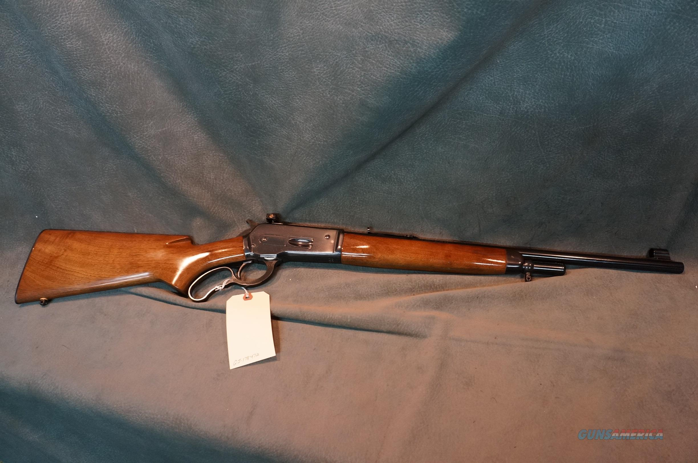 Browning Model 71 348Win Carbine  Guns > Rifles > Browning Rifles > Lever Action