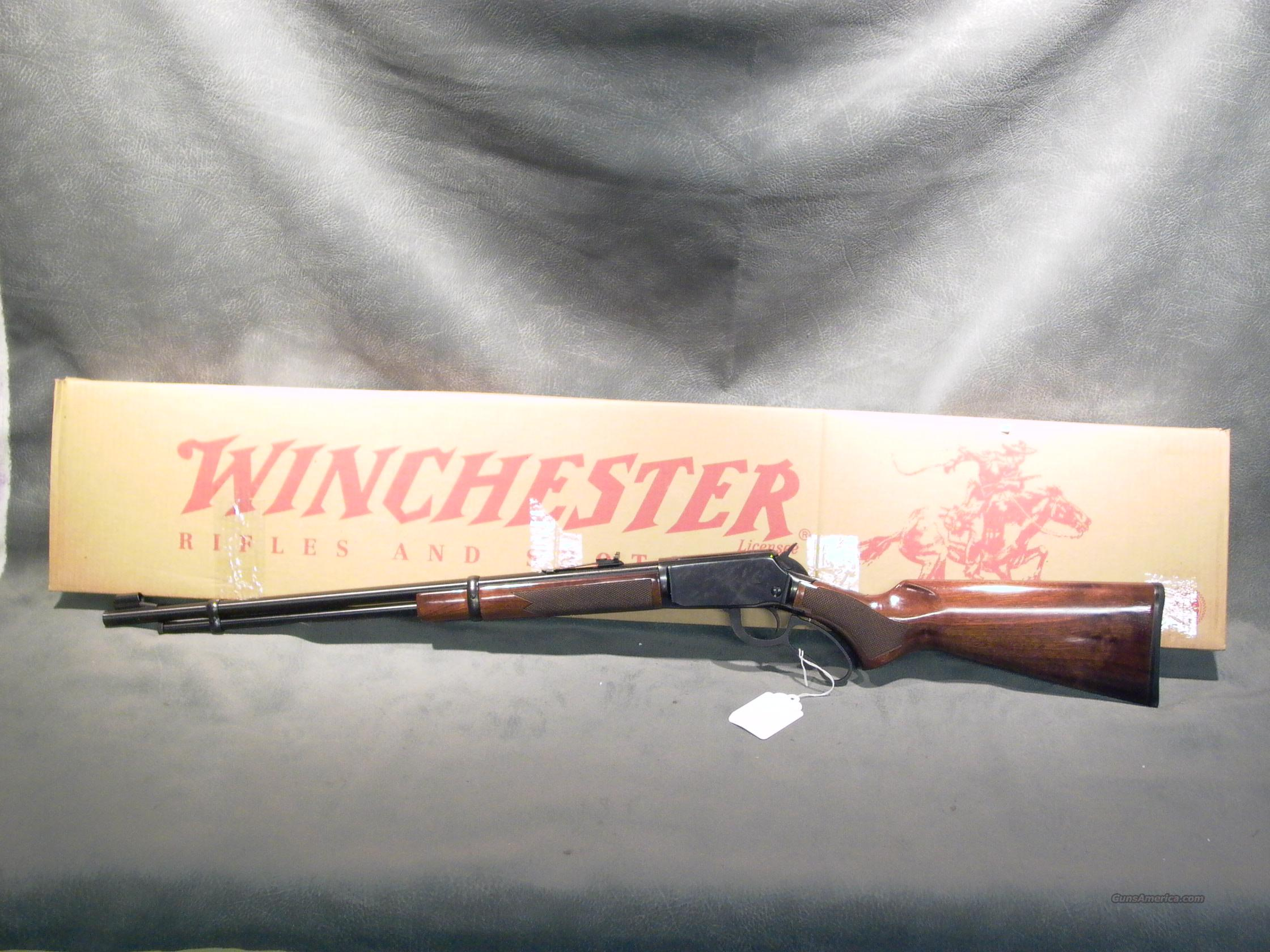 Winchester M9422M Legacy 22Mag  Guns > Rifles > Winchester Rifles - Modern Lever > Other Lever > Post-64