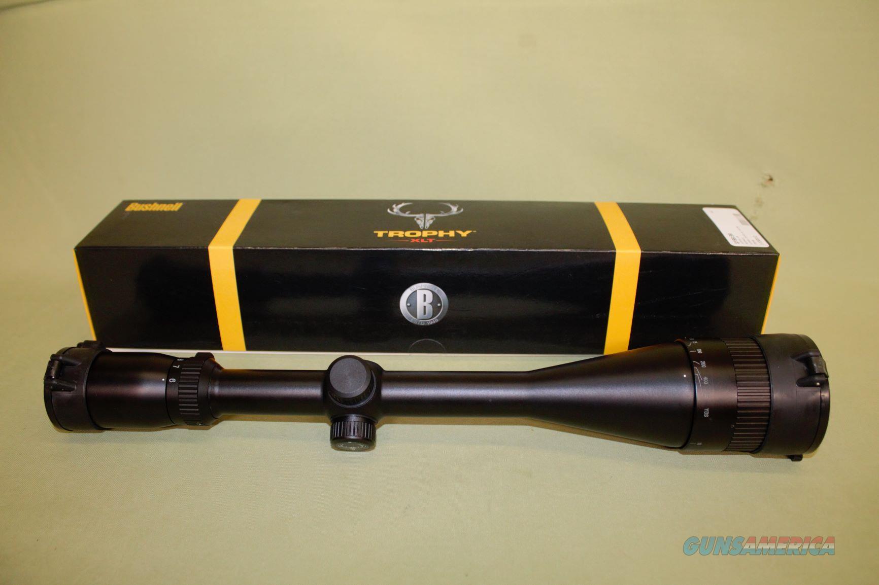 Bushnell Trophy XLT 6-18x50mm NIB  Non-Guns > Scopes/Mounts/Rings & Optics > Rifle Scopes > Variable Focal Length