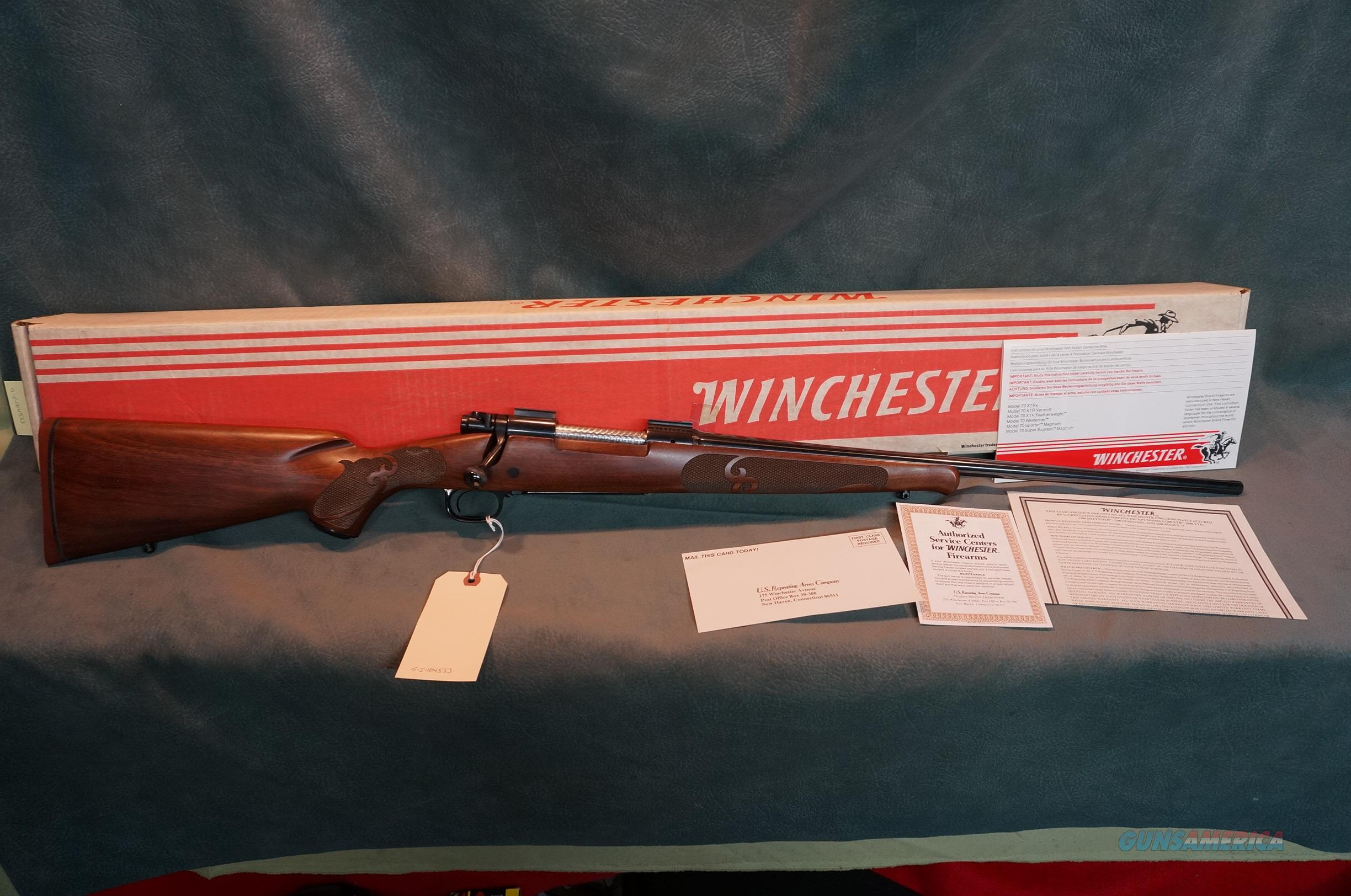 Winchester Model 70 Featherweight 30-06 ANIB  Guns > Rifles > Winchester Rifles - Modern Bolt/Auto/Single > Model 70 > Post-64
