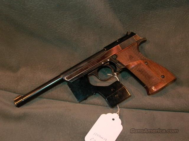 Walther Olympia Rapid Fire 22 Short  Guns > Pistols > Walther Pistols > Pre-1945 > Other