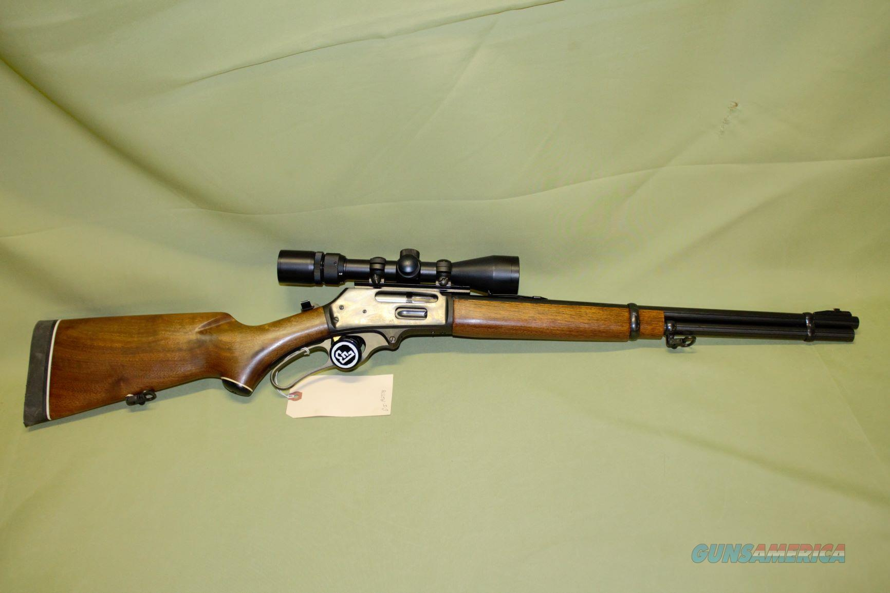 Marlin 336 35 Rem   Guns > Rifles > Marlin Rifles > Modern > Lever Action