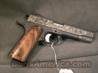 Novak Custom Damascus 1911 45ACP  Guns > Pistols > Custom Pistols > 1911 Family