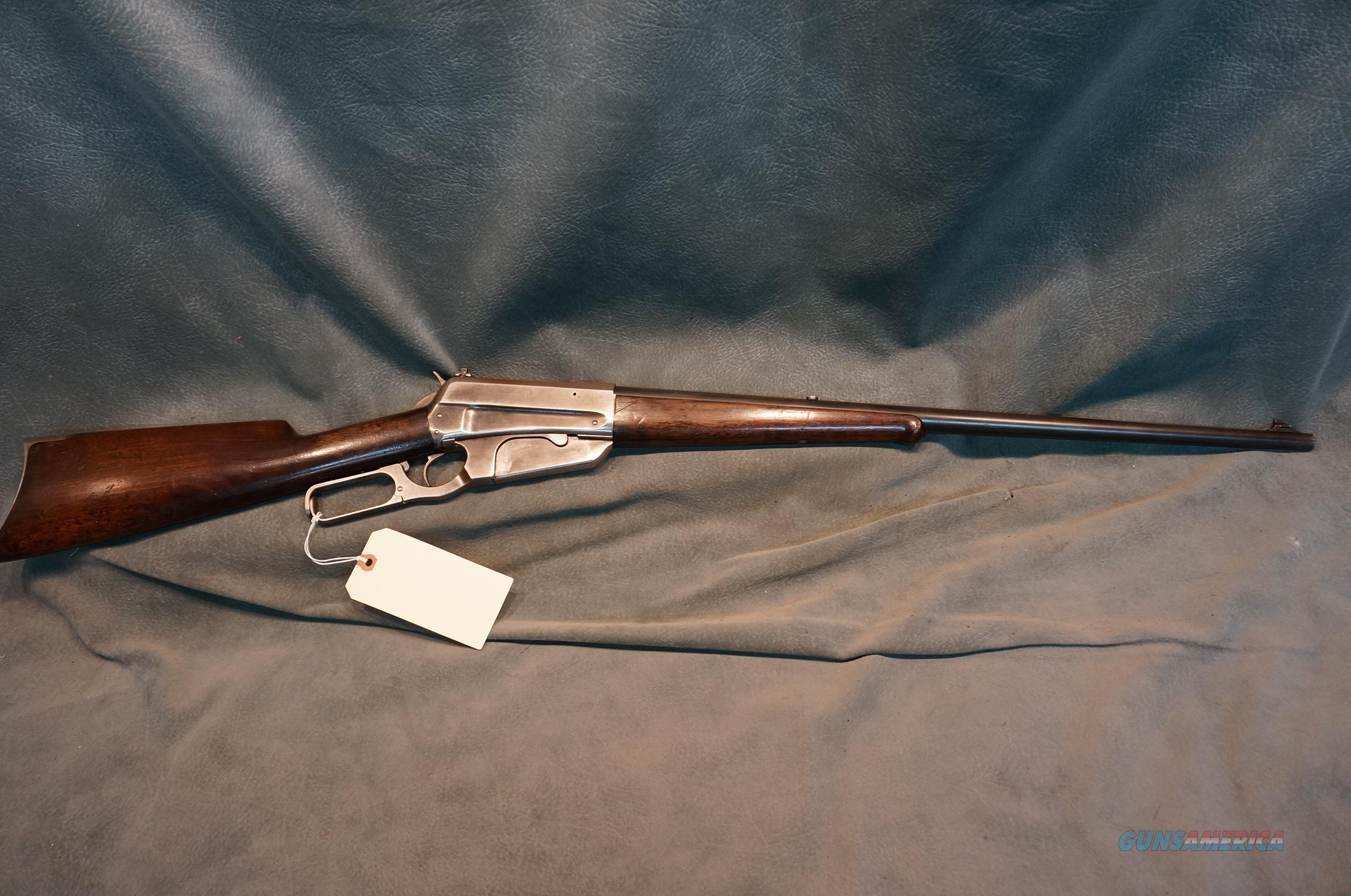 Winchester 1895 405Win made in 1903  Guns > Rifles > Winchester Rifles - Modern Lever > Other Lever > Pre-64