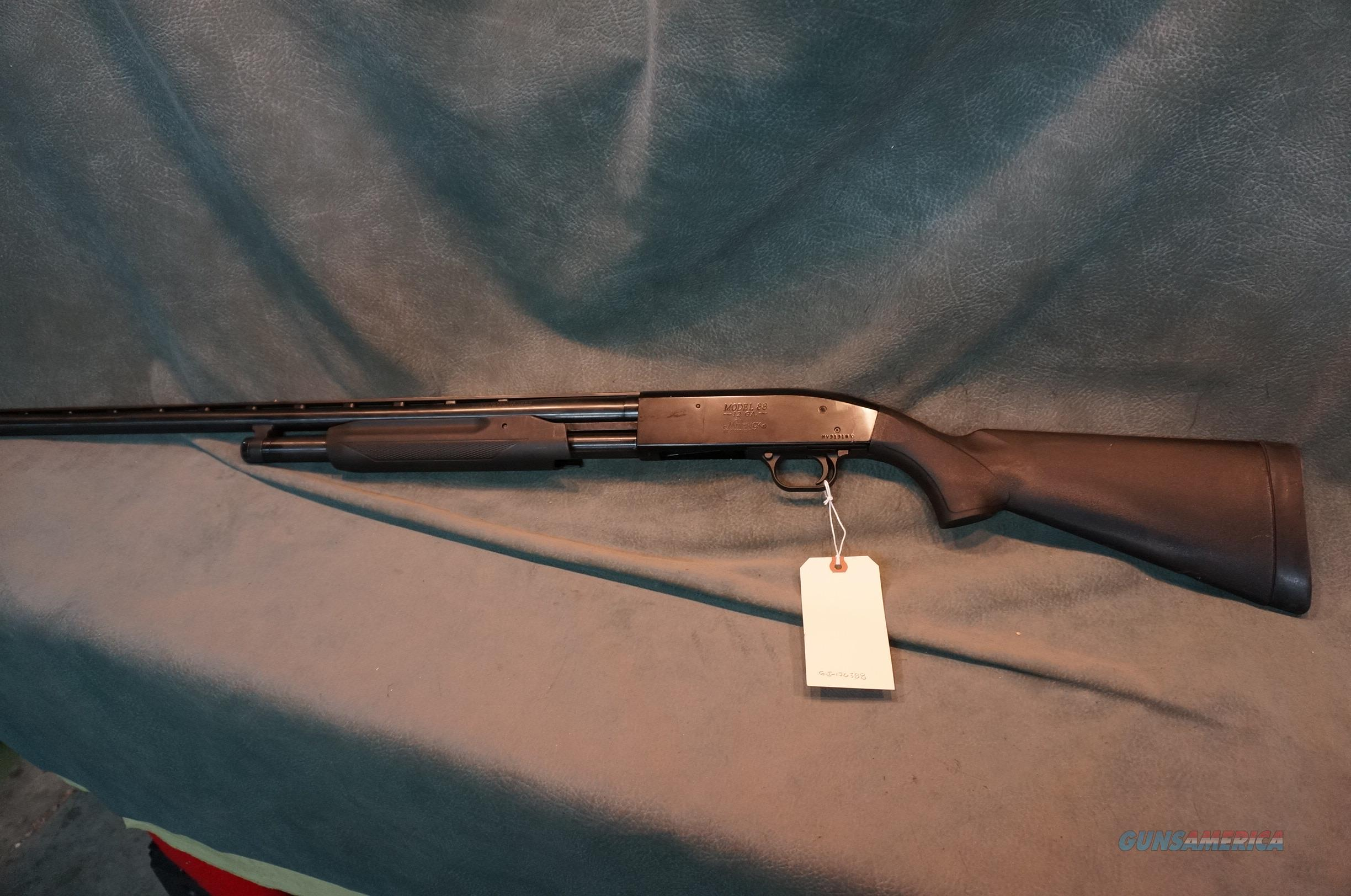 "Maverick Model 88 12ga 3""  Guns > Shotguns > Maverick Shotguns"