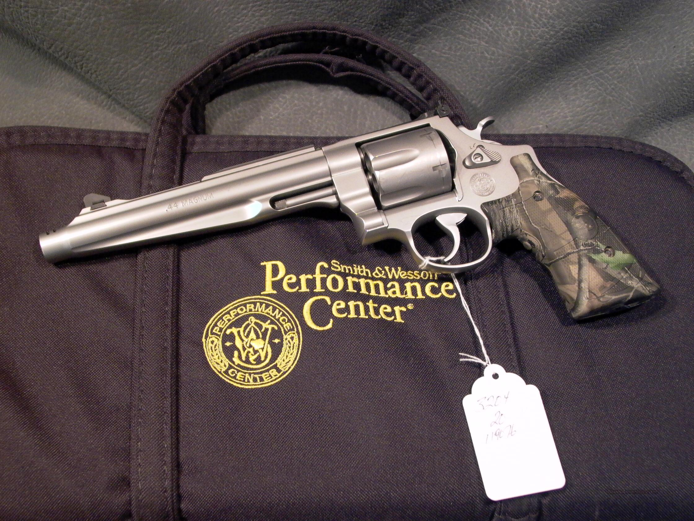 Smith and Wesson 629-6 Performance Center  Guns > Pistols > Smith & Wesson Revolvers > Model 629