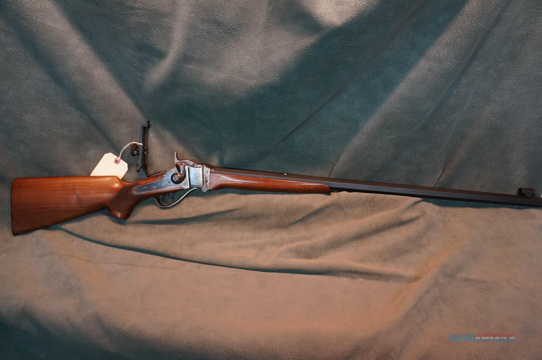 Pedersoli 1874 45-70  Guns > Rifles > Pedersoli Rifles > Sharps Type