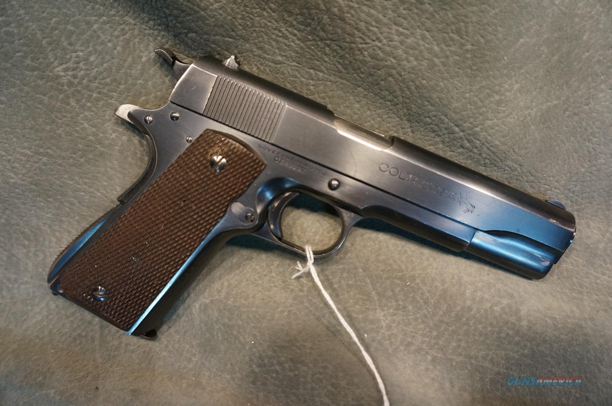 Colt 1911 45ACP made in 1925 Excellent Condition  Guns > Pistols > Colt Automatic Pistols (1911 & Var)
