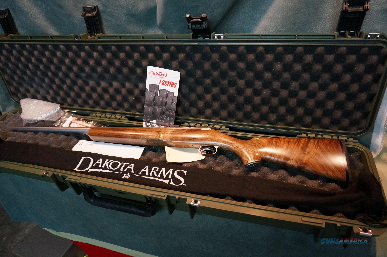 Dakota Arms 20VarTarg Heavy Varminter Fancy wood!  Guns > Rifles > Dakota Arms Rifles