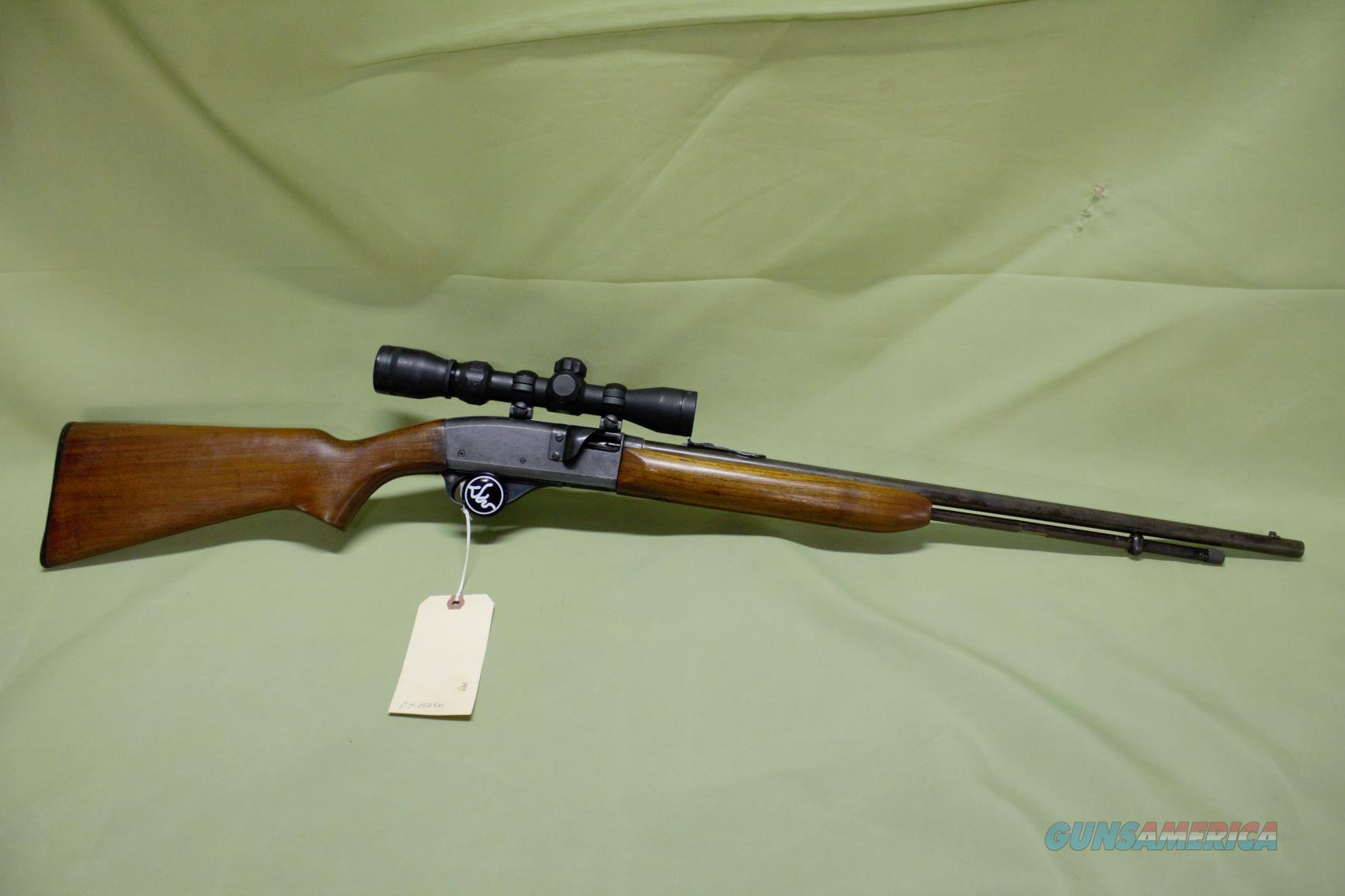 Remington Speedmaster Model 552 22 S/L/LR  Guns > Rifles > Remington Rifles - Modern > .22 Rimfire Models