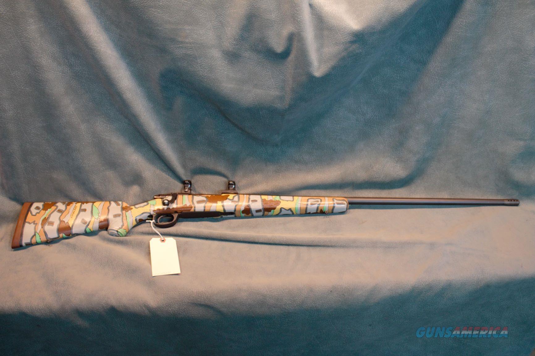 Mountain Man Rifle Custom 30x378  Guns > Rifles > Custom Rifles > Bolt Action