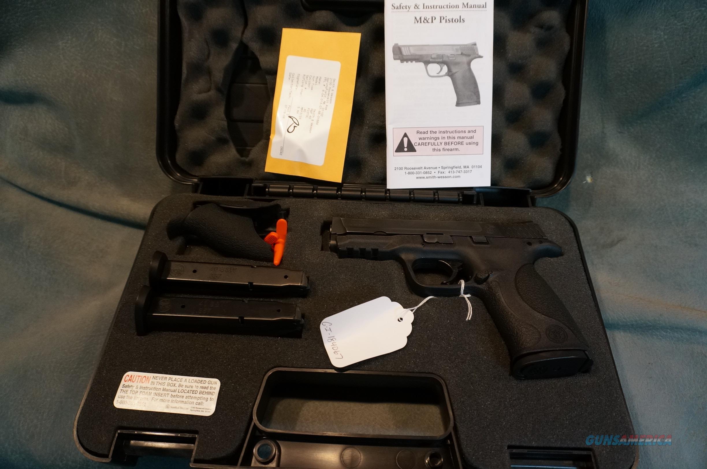 S+W M+P 40 S+W w/box and papers ON SALE!  Guns > Pistols > Smith & Wesson Pistols - Autos > Alloy Frame