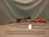 Custom Ottmar Hagn 220 Swift  Custom Rifles > Other