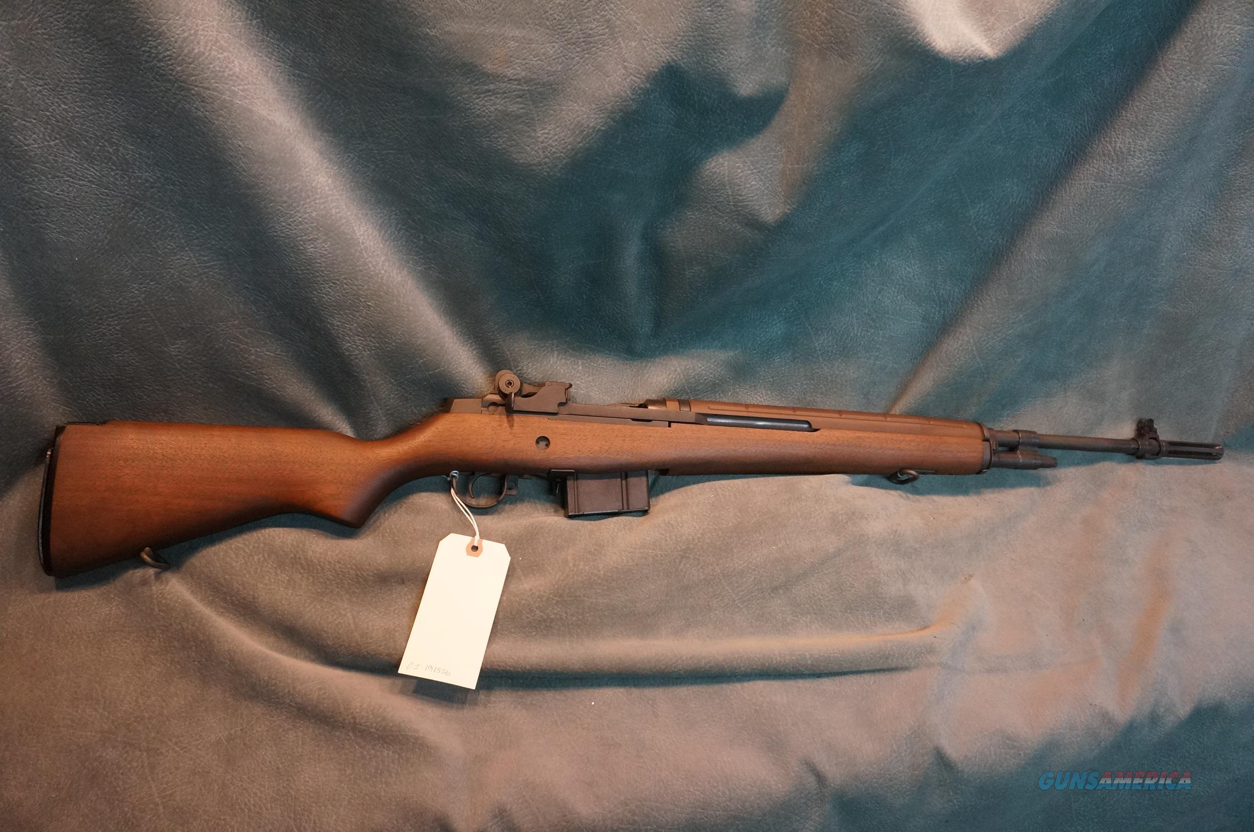 "Springfield M1A 308 22"" bbl Walnut unfired  Guns > Rifles > Springfield Armory Rifles > M1A/M14"