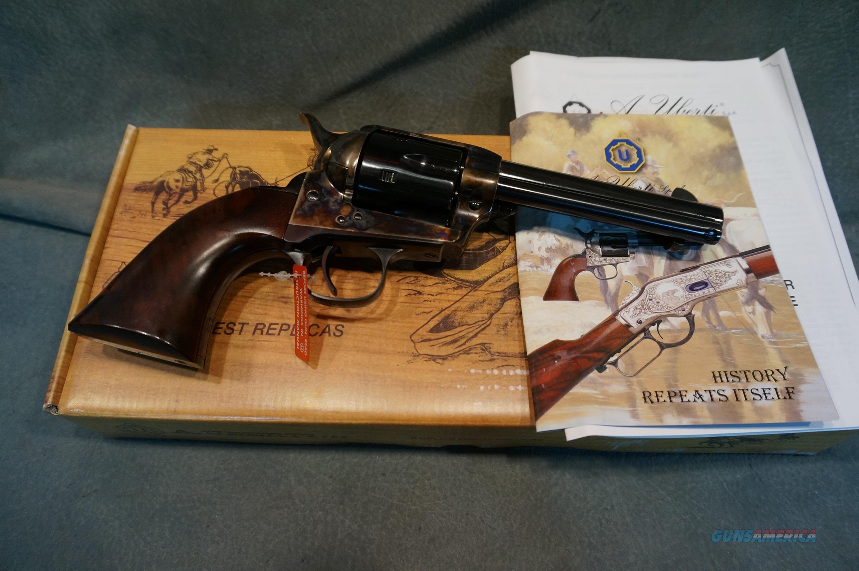 Uberti 1873 Cattleman .45 Colt - YouTube