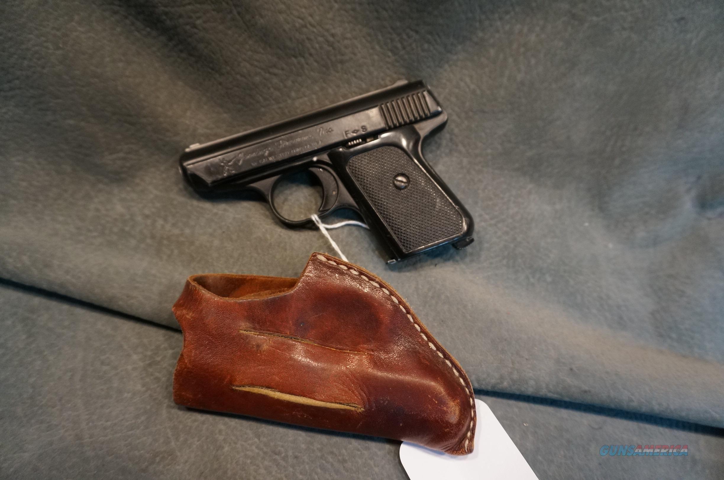 Jennings J-22 22LR with holster.  Guns > Pistols > Jennings Pistols