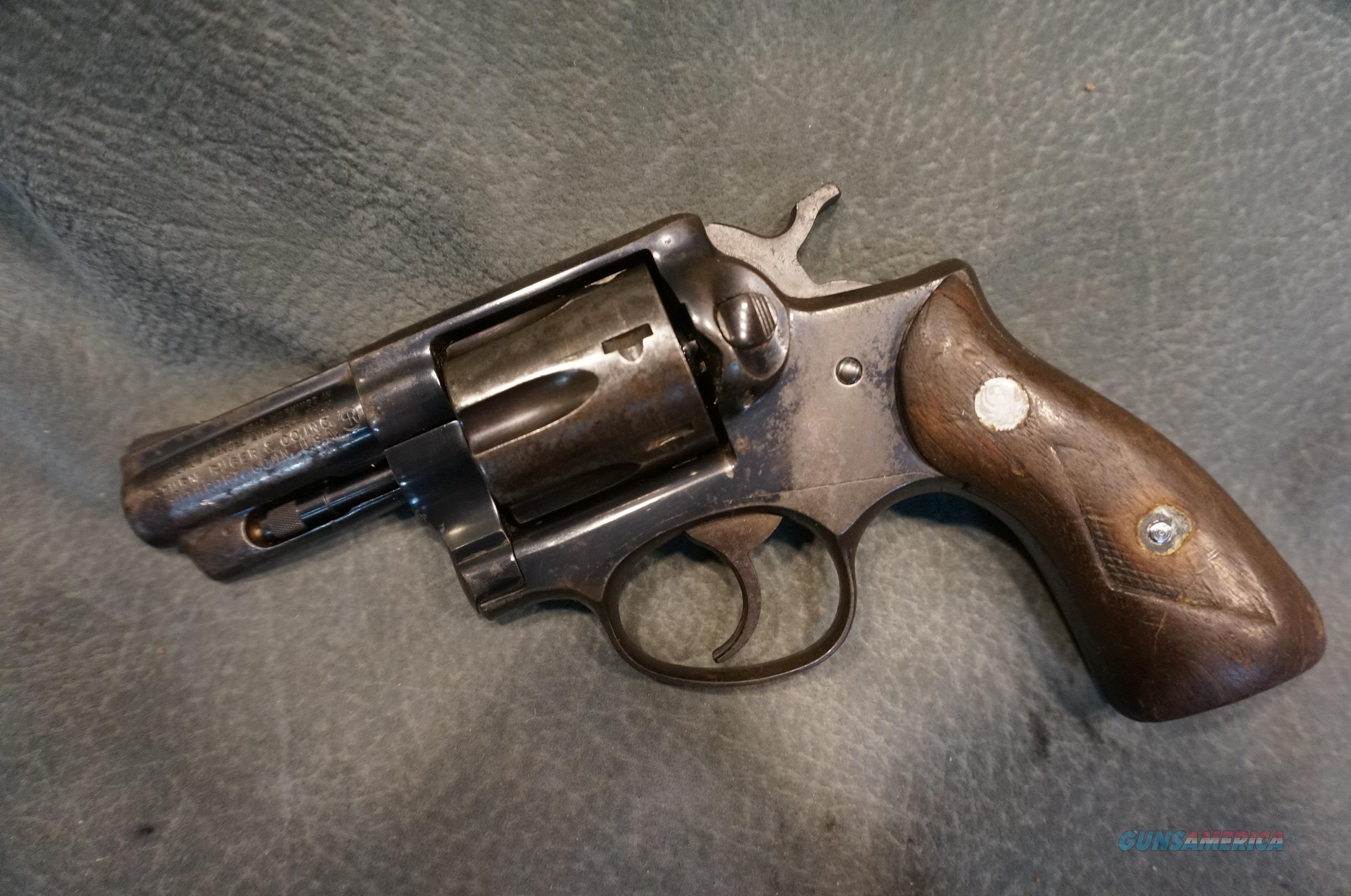 """Ruger Speed Six 357Mag 2 3/4""""  Guns > Pistols > Ruger Double Action Revolver > Security Six Type"""