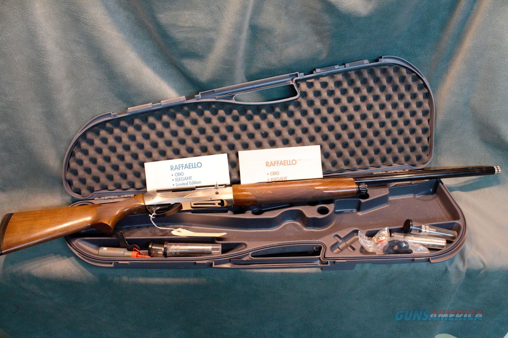 Benelli Sport II 12 gauge  Guns > Shotguns > Benelli Shotguns > Sporting