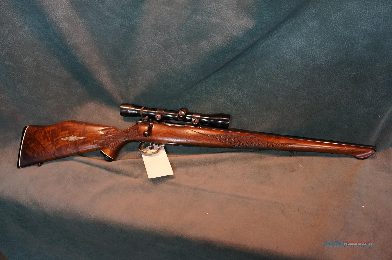 Riihimaki Sako 222 Ahlman Custom full stock  Guns > Rifles > Custom Rifles > Bolt Action
