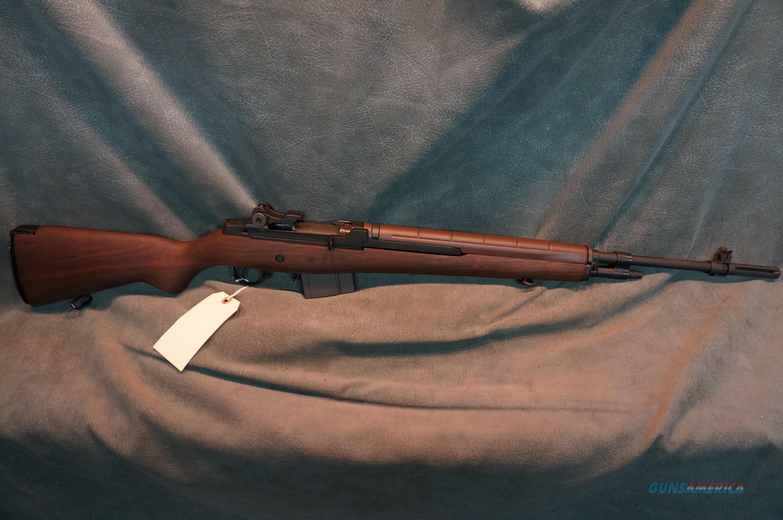 Springfield M1A 308 Walnut Like New  Guns > Rifles > Springfield Armory Rifles > M1A/M14