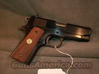 Colt MKIV Series 80 Officer's Model 45ACP  Guns > Pistols > Colt Automatic Pistols (1911 & Var)