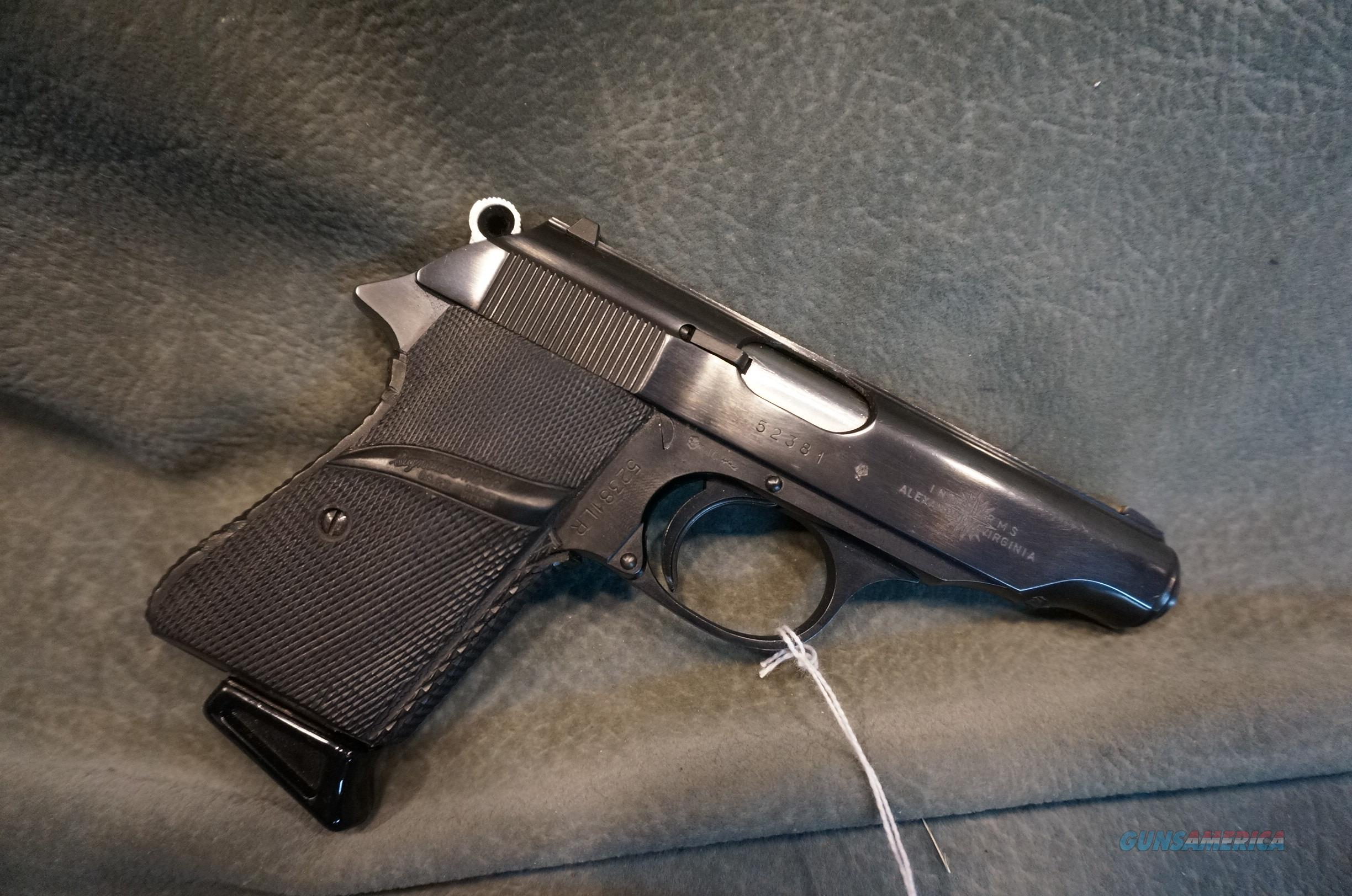 Walther PP 22LR made in Germany  Guns > Pistols > Walther Pistols > Post WWII > PPK Series