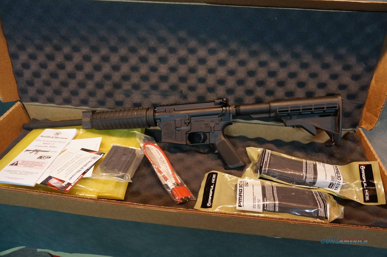 S+W M+P 15 OR 223 LNIB  Guns > Rifles > Smith & Wesson Rifles > M&P