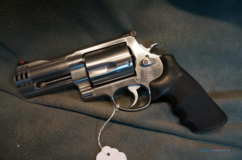 S+W M500 500S+W  Guns > Pistols > Smith & Wesson Revolvers > Full Frame Revolver