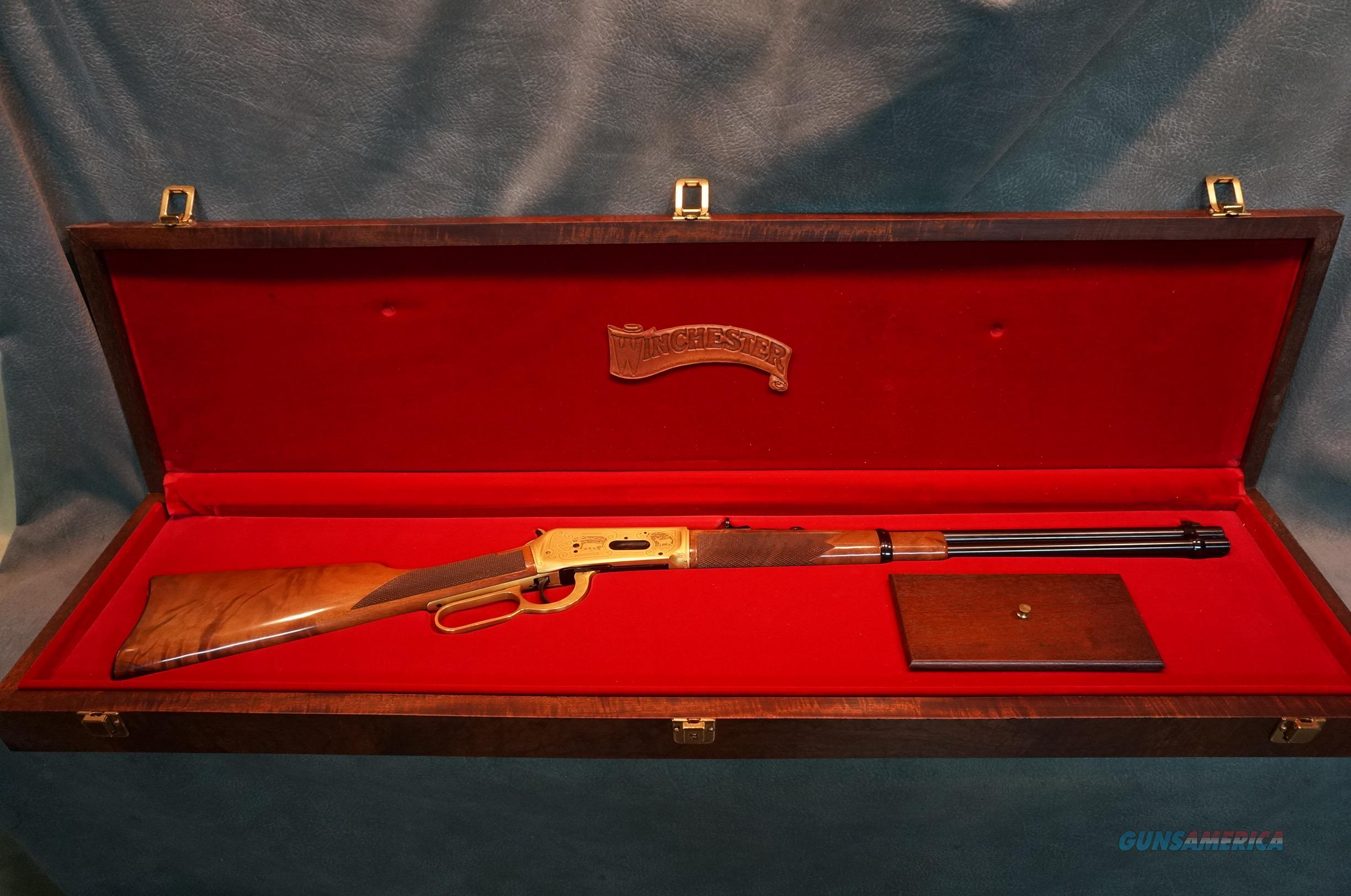Winchester Limited Edition Model 94 30x30 NIB with factory display case.  Guns > Rifles > Winchester Rifle Commemoratives