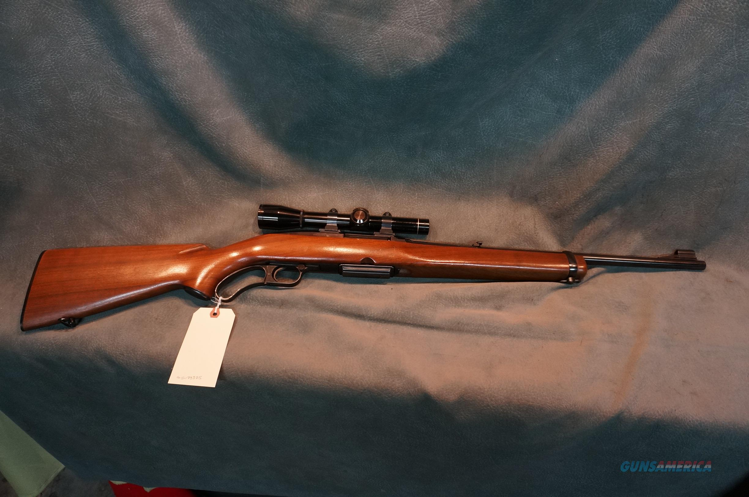 Winchester Model 88 Carbine 243Win  Guns > Rifles > Winchester Rifles - Modern Lever > Other Lever > Post-64