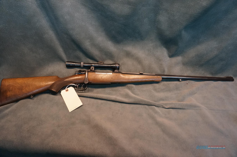 Mauser 8x57 Sporter DST w/scope and claw mounts  Guns > Rifles > Mauser Rifles > German