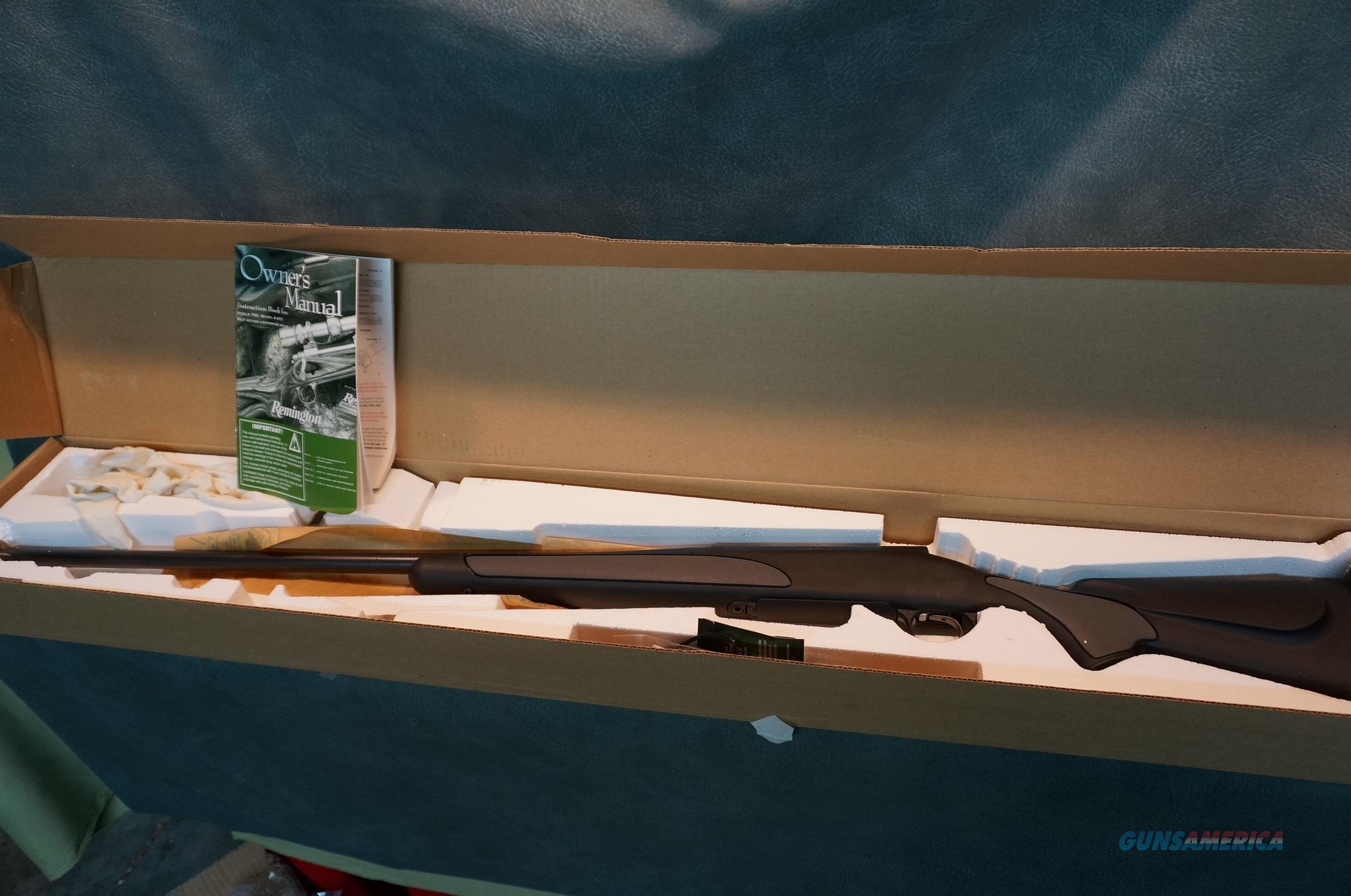 Remington 700SPS 300RemUltraMag NIB  Guns > Rifles > Remington Rifles - Modern > Model 700 > Sporting