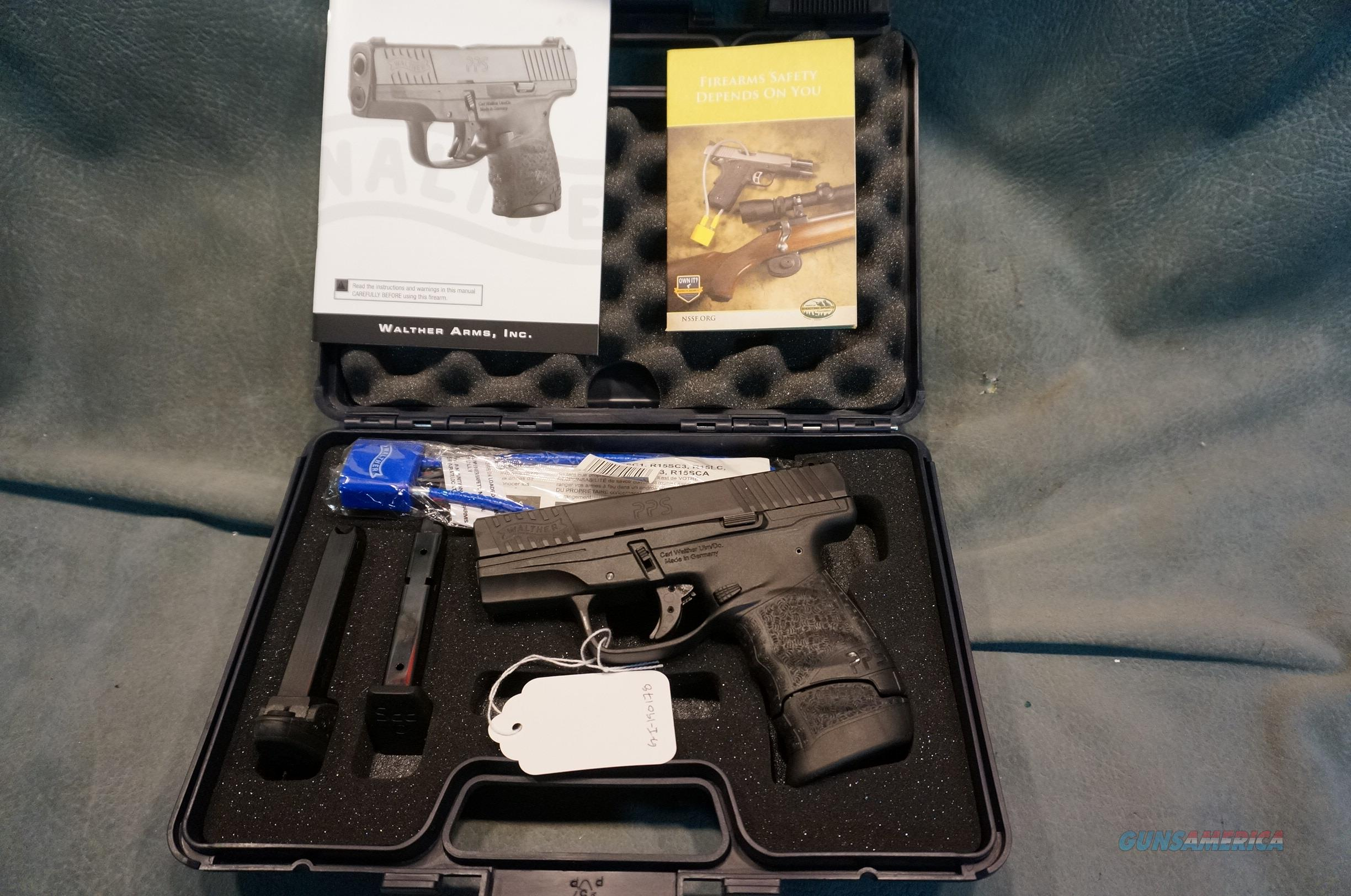 Walther PPS M2 LE Edition LNIB  Guns > Pistols > Walther Pistols > Post WWII > P22