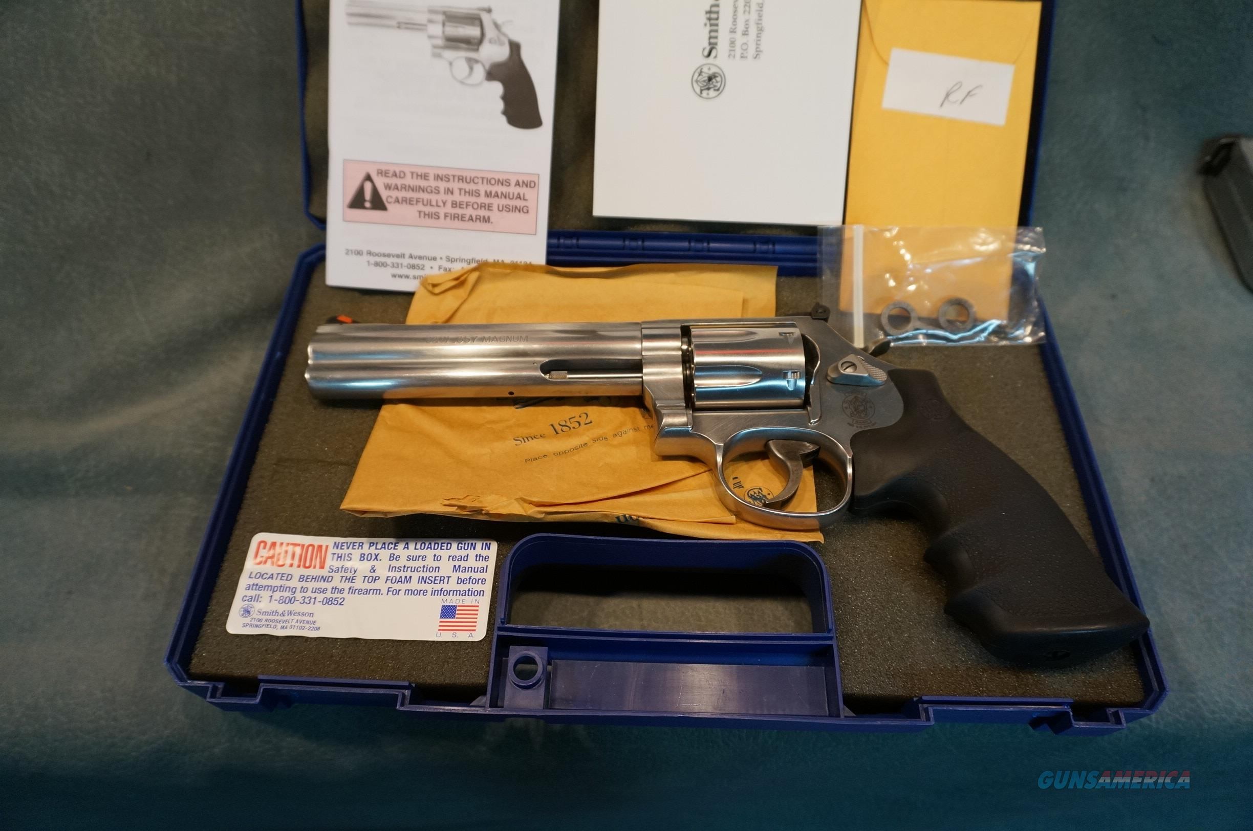 S+W 686-6 357Mag 7 Shot SCI Edition  Guns > Pistols > Smith & Wesson Revolvers > Full Frame Revolver