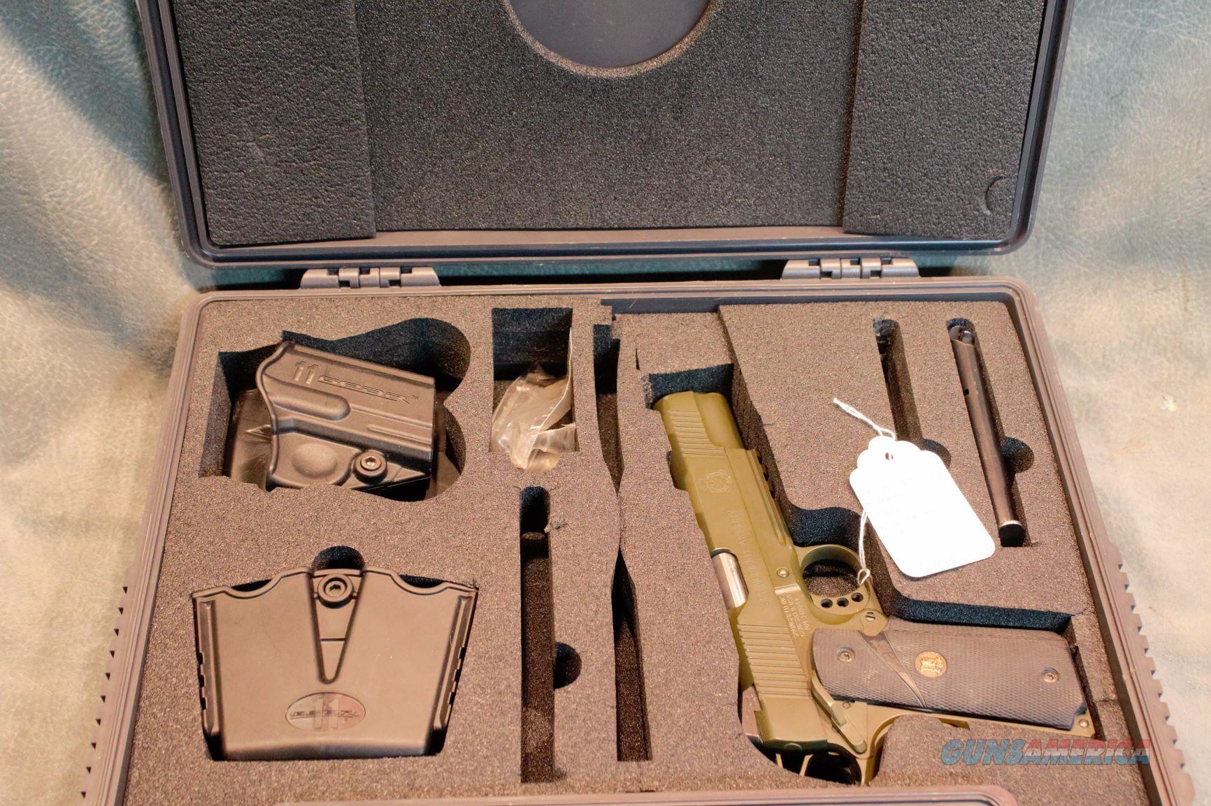 Springfield Armory Operator 45 ACP  Guns > Pistols > Springfield Armory Pistols > 1911 Type