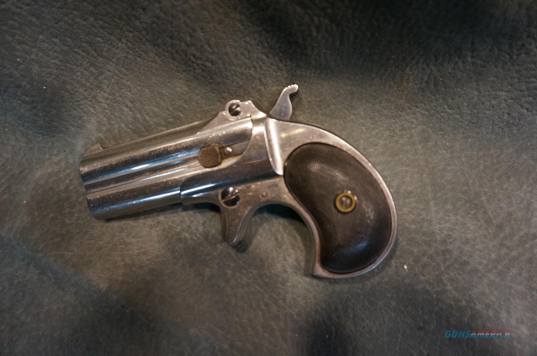 Remington Derringer Type II No 3 41cal  Guns > Pistols > Remington Derringers