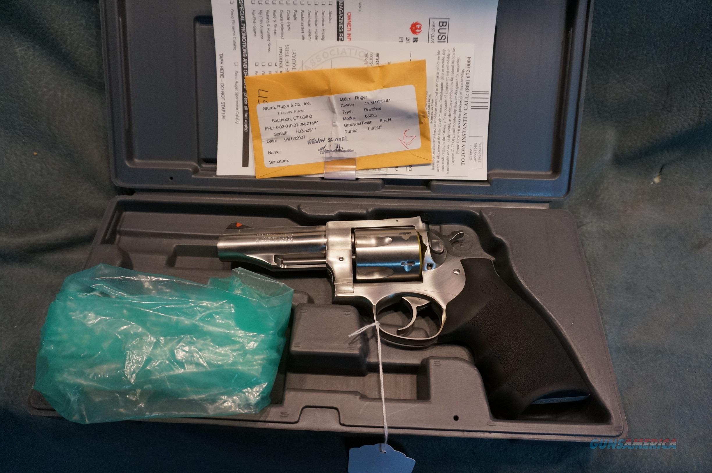 """Ruger Redhawk 44Mag 4"""" SKU 05026  Guns > Pistols > Ruger Double Action Revolver > Redhawk Type"""