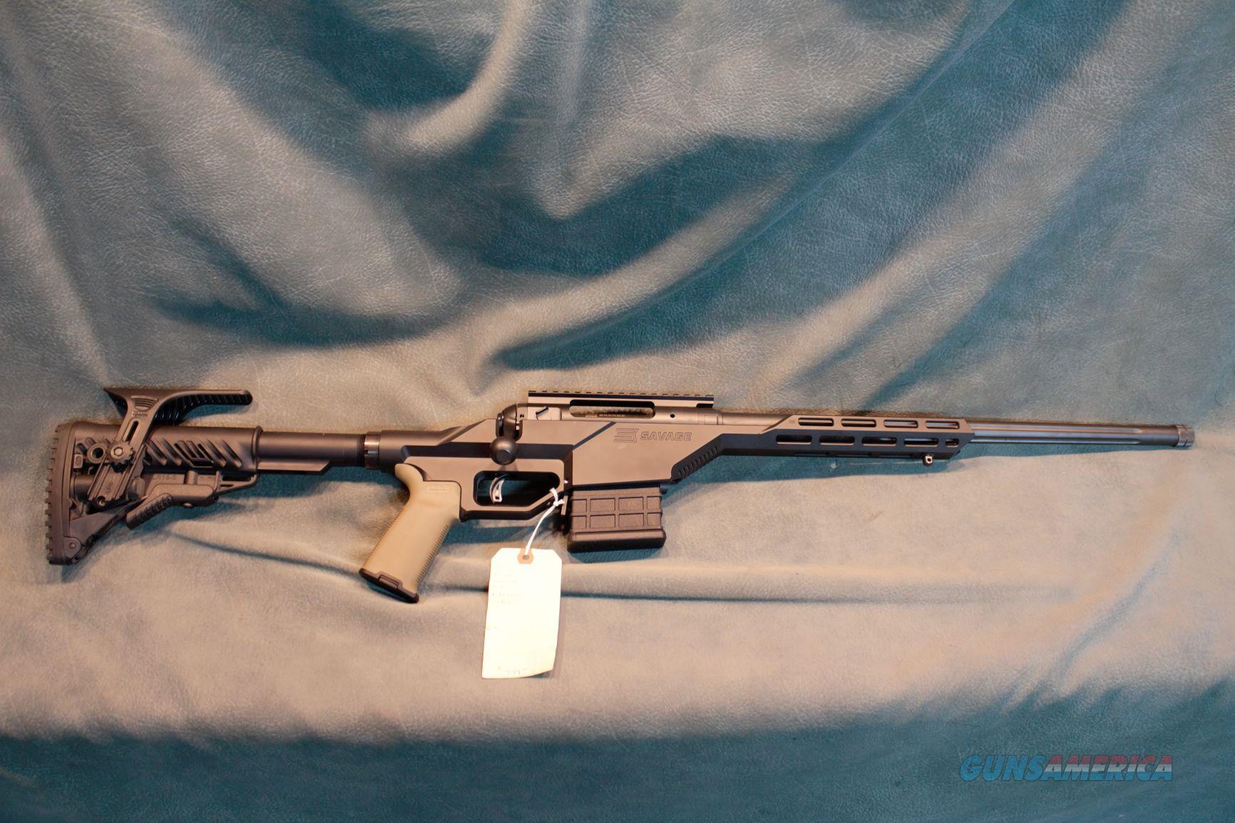 Savage Model 10 308 Win  Guns > Rifles > Savage Rifles > 10/110