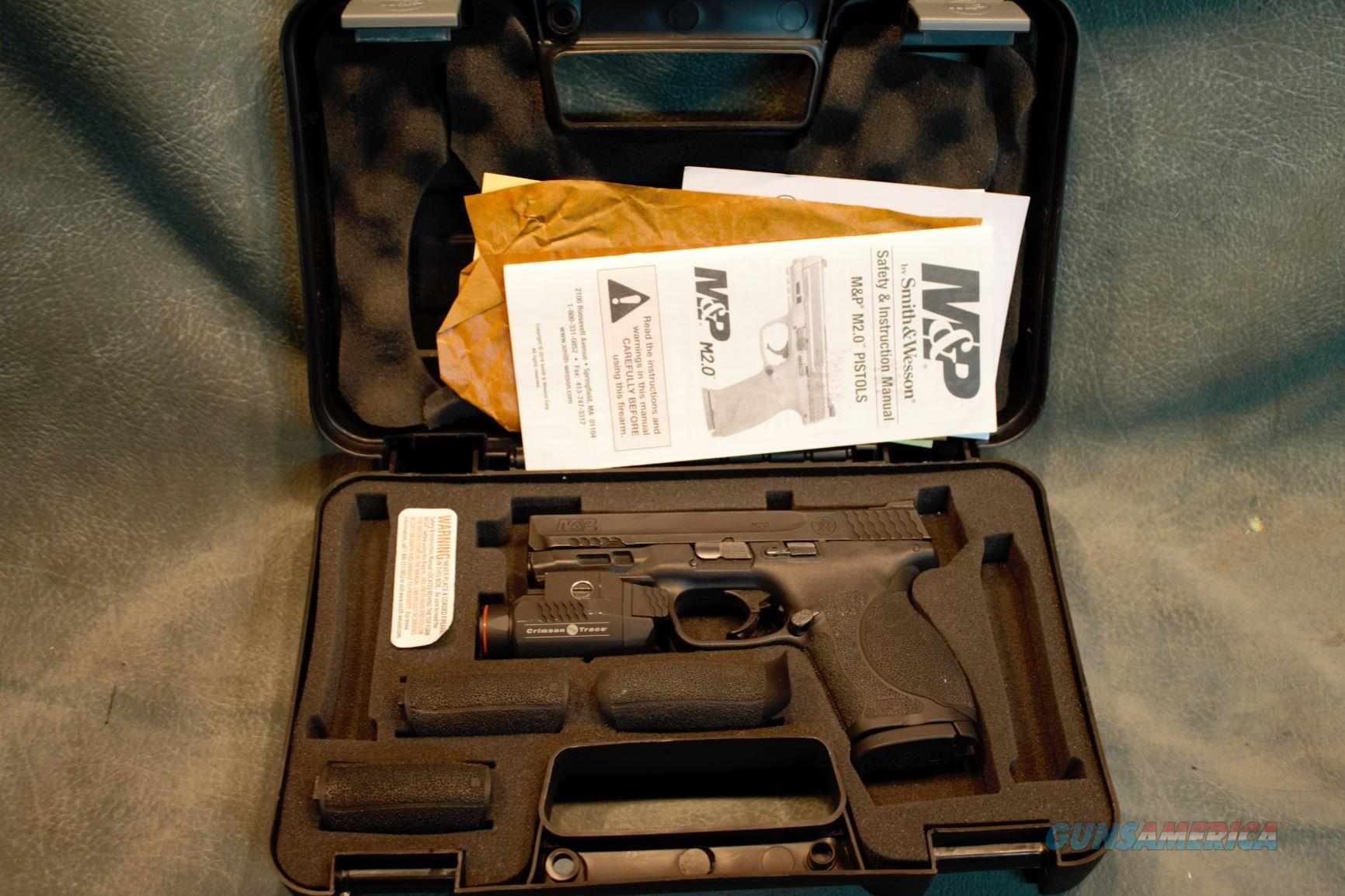 Smith & Wesson MP9 9mm  Guns > Pistols > Smith & Wesson Pistols - Autos > Polymer Frame