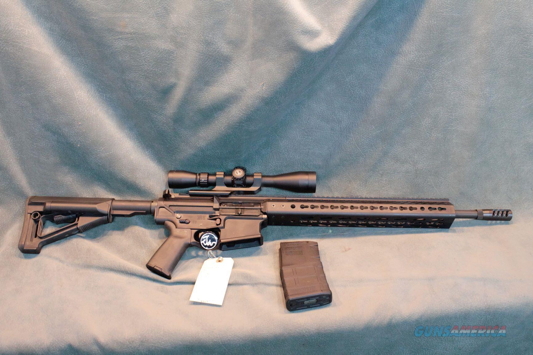 Seekins Precision SPX 308 Win  Guns > Rifles > AR-15 Rifles - Small Manufacturers > Complete Rifle