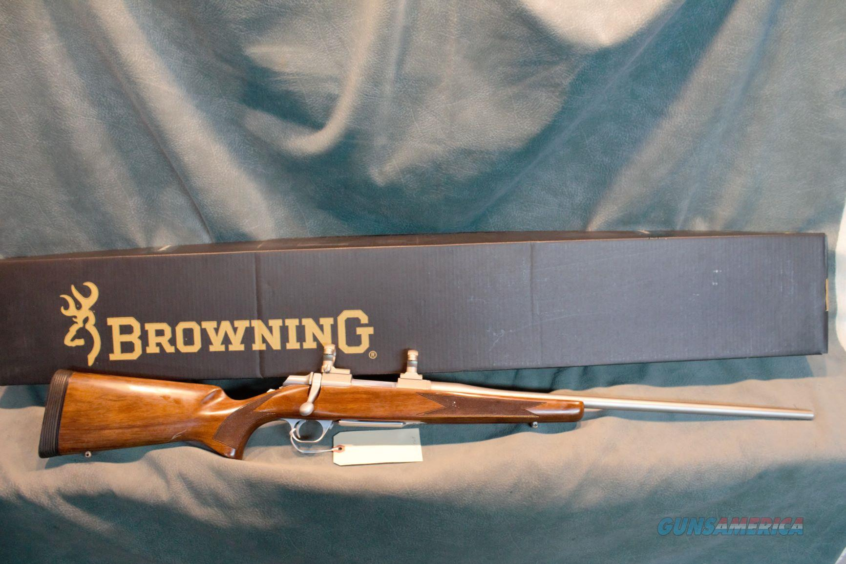 Browning A Bolt II SS Hunter 300 WSM  Guns > Rifles > Browning Rifles > Bolt Action > Hunting > Stainless