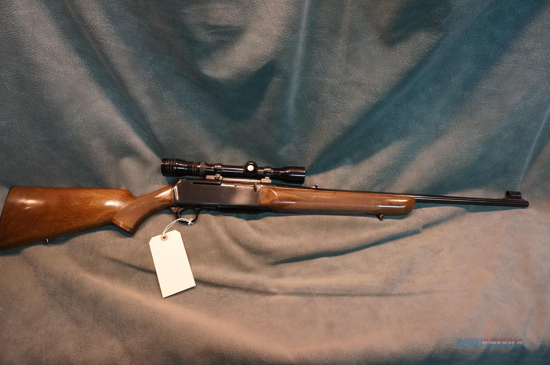 Belgium Browning BAR 270Win  Guns > Rifles > Browning Rifles > Semi Auto > Hunting