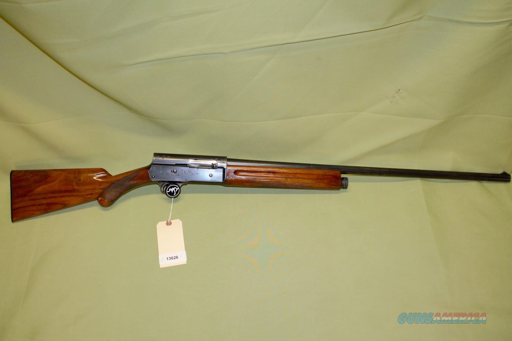 Browning Auto 5 12 Gauge  Guns > Shotguns > Browning Shotguns > Autoloaders > Hunting